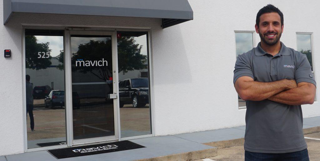 Chris Manfredini, President of Mavich Branding Group