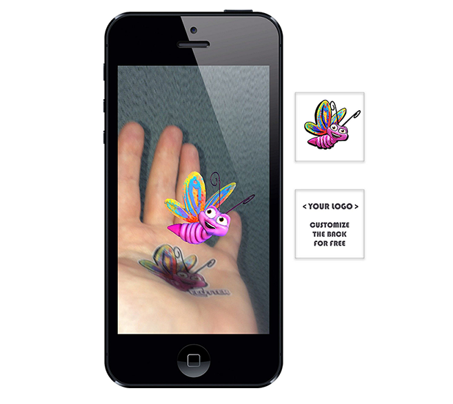 Augmented Reality Tattoos