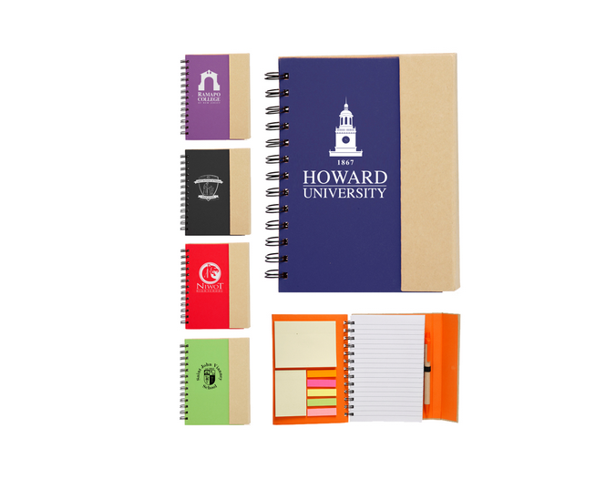 Eco-Friendly Magnetic Notebook