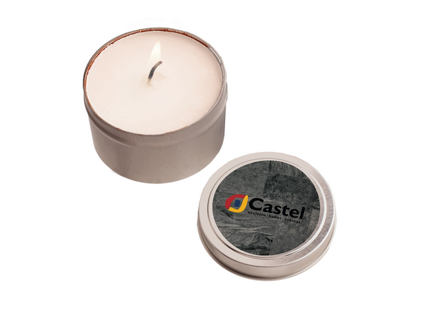 4 Oz. Natural Soy Wax Candle