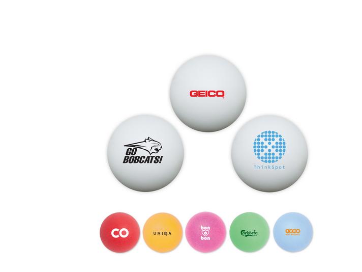 Custom Pong Balls