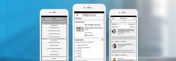 Three New Features to Love in SAGE Mobile 6.5