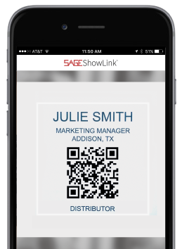 Capture Leads with ShowLink at events and tradeshows