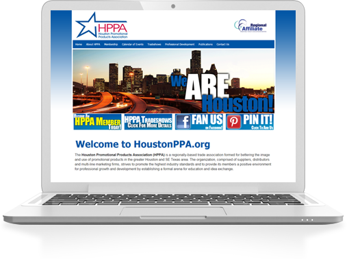 SAGE, HPPA Custom Website