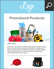 SAGE Email Campaigns - Promotional email template