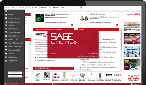 SAGE Total Access Online